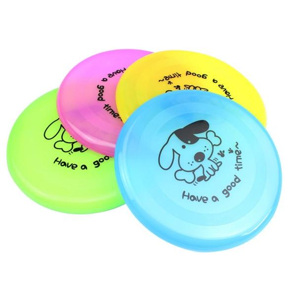Flying Disc Dog Toy