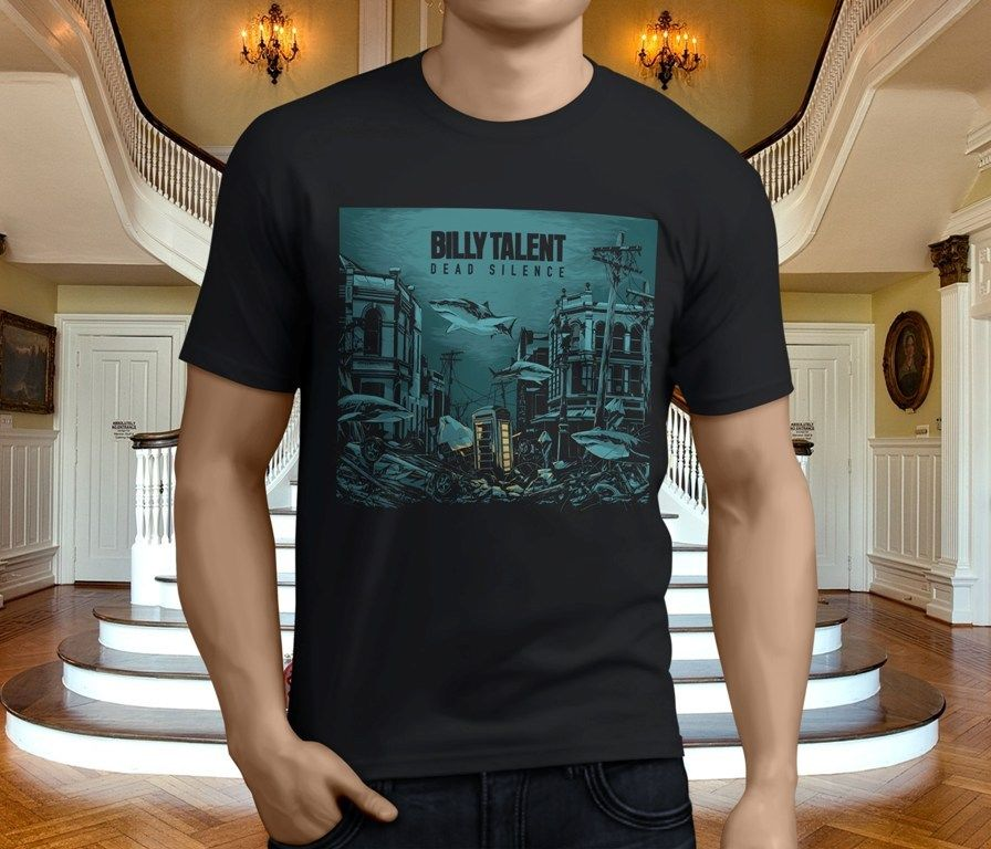 THE CRUTCH T-Shirt New Official BILLY TALENT