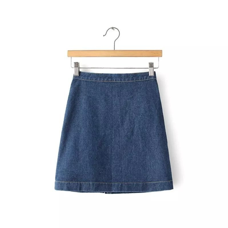 HTB1.VmiKpXXXXa3XVXXq6xXFXXXS - Women Denim Skirt Jeans Short PTC 57