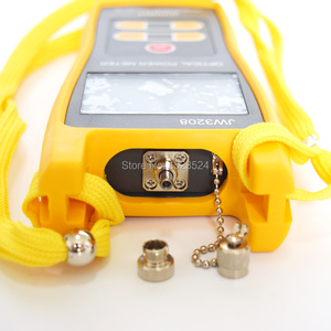 Image 4 - Verwendet in Telekommunikation Feld Günstige JW3208A 70 ~ + 6dBm Handheld Fiber Optic Power Meter