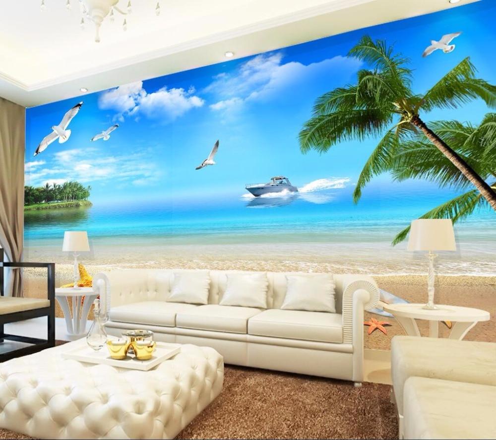 Beibehang rivestimento murale murales di grandi dimensioni ...