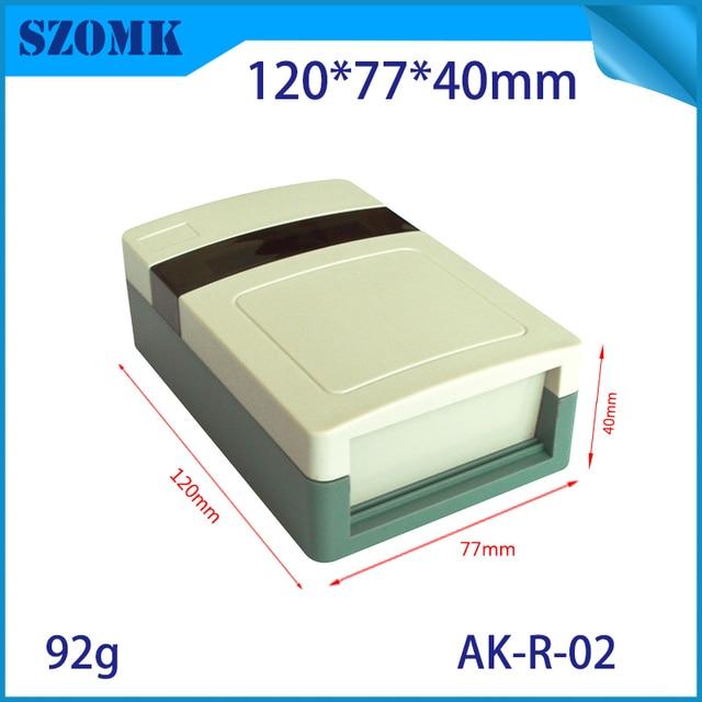 1 stück, 120*77*40mm kunststoff box für elektronik RFID projekt ...