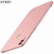 עבור סמסונג גלקסי A80 מקרה Silm יוקרה דק חלק קשיח מחשב מקרה טלפון עבור Samsung Galaxy A80 כיסוי עבור Samsung A80 Fundas