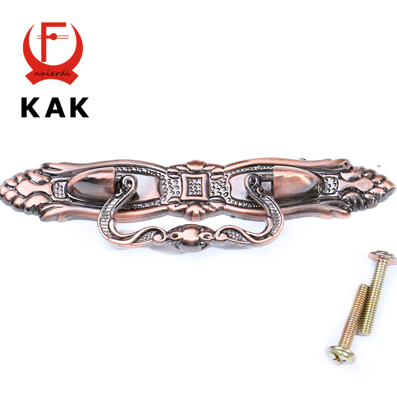 Aliexpress.com : Buy KAK RB8032 Red Bronze Vintage Handle ...