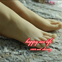 New Sexy male Real japanese masturbation full silicone life size fake feet foot fetish toy sexy toys love doll