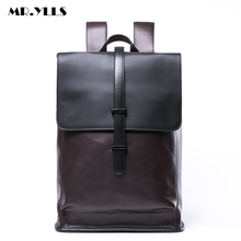 MR.YLLS Men Vintage Business Backpack Laptop Bags Travel Lovers Backpacks School Fashion Computer mochila Women Fashion Backpack