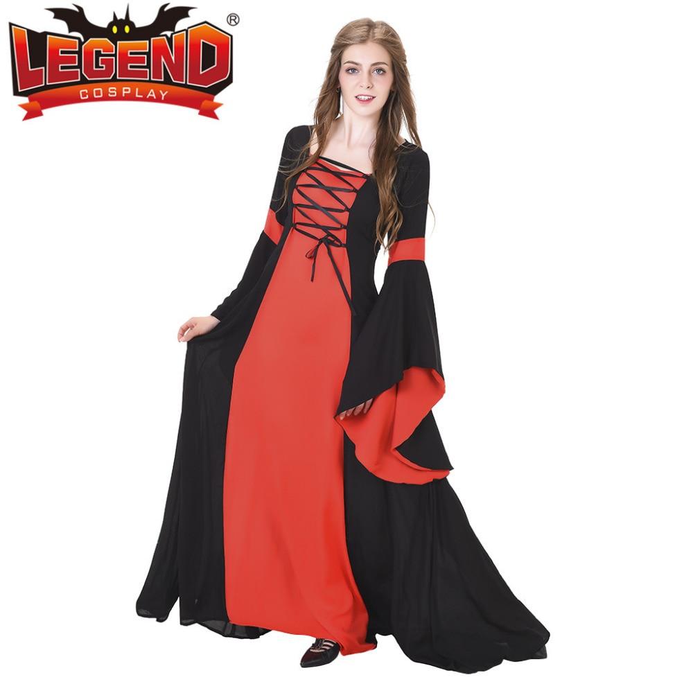 aliexpress : buy women medieval renaissance wedding dress gown