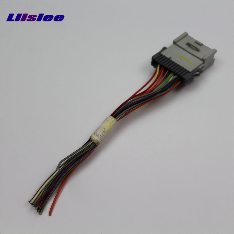 Liislee Plugs Into Factory Harness For Gmc Jimmy Savana Van Sonoma Radio Wire Adapter    Stereo