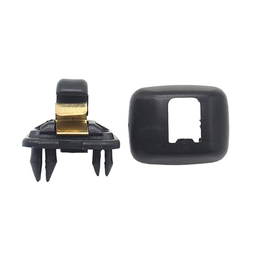Negro interior visera Clip de suspensión para A1 A3 S3 A4 S4 B7 B8 A5 S5 Q3  Q5 TT Exeo 8E0 857 562 un 8E0 857 563 un 4d38bb554f8