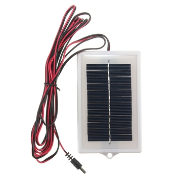 Solar Powered Yard Light  5