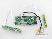 Бесплатная Доставка M. NT68676.2A HDMI DVI VGA Аудио ЖК Плате Контроллера для 15.6 дюймов LTN156AT01 1366×768 CCFL LVDS 15.6 дюймов TFT ЖК-