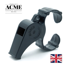 ACME 477/660 Adjustable Finger Grip ABS Whistle football basketball Referee Coach training Loud decible sporting goods