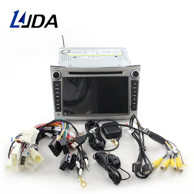 LJDA 2 Din Android 9.1 Car DVD Player For SUBARU OUTBACK 2008-2011 2012 2013 Wifi GPS Navi Radio 2G RAM Stereo Audio Multimedia