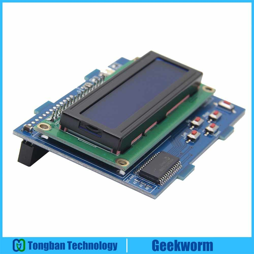 Detail Feedback Questions about 16x2 LCD Display Shield Module RGB
