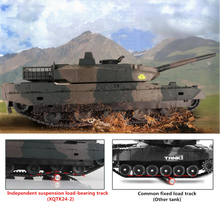 40cm Large Size RC Battle Tank Up to 40min 45 degree slope off road remote contorl army military tank with 3pcs Battery kid gift