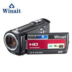 Winait muli-language digital video camera with LCD Display Build-in Speaker 16X digital zoom