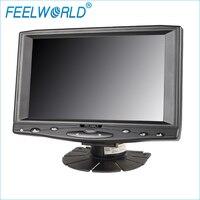 FW619AHT 7 Inch 1024x600 IPS LCD Touchscreen Monitor met HDMI VGA AV Ingang 7