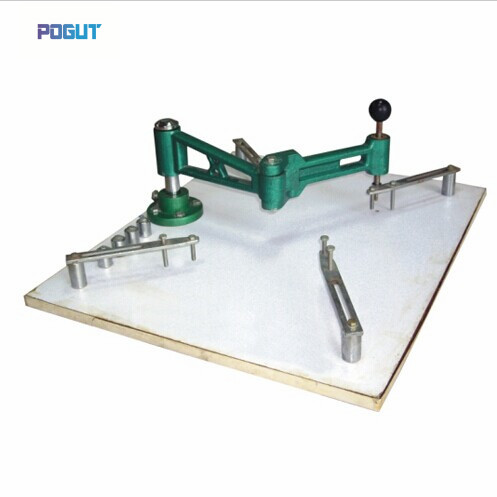 GLASS CUTTING TABLE FOR SPECIAL SHAPE, MAX GLASS SIZE 330*330MM