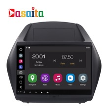 Car Multimedia Player 2 din for Hyundai IX35 2009 – 2015 Android 8.0 Octa-core 4G ram 32G rom 2 din car radio with gps android
