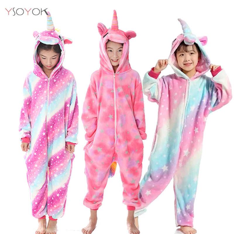 fcb7da26f1de32 Detail Feedback Questions about Winter Kigurumi Pajamas Unicorn For ...
