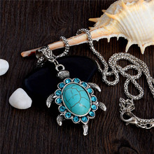 Cute Turtle Necklace