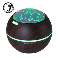 Fashion Aroma Diffuser Aromatherapy Essential Oil Diffuser With Light Ultrasonic Air Humidifier Freshener Water Maker For