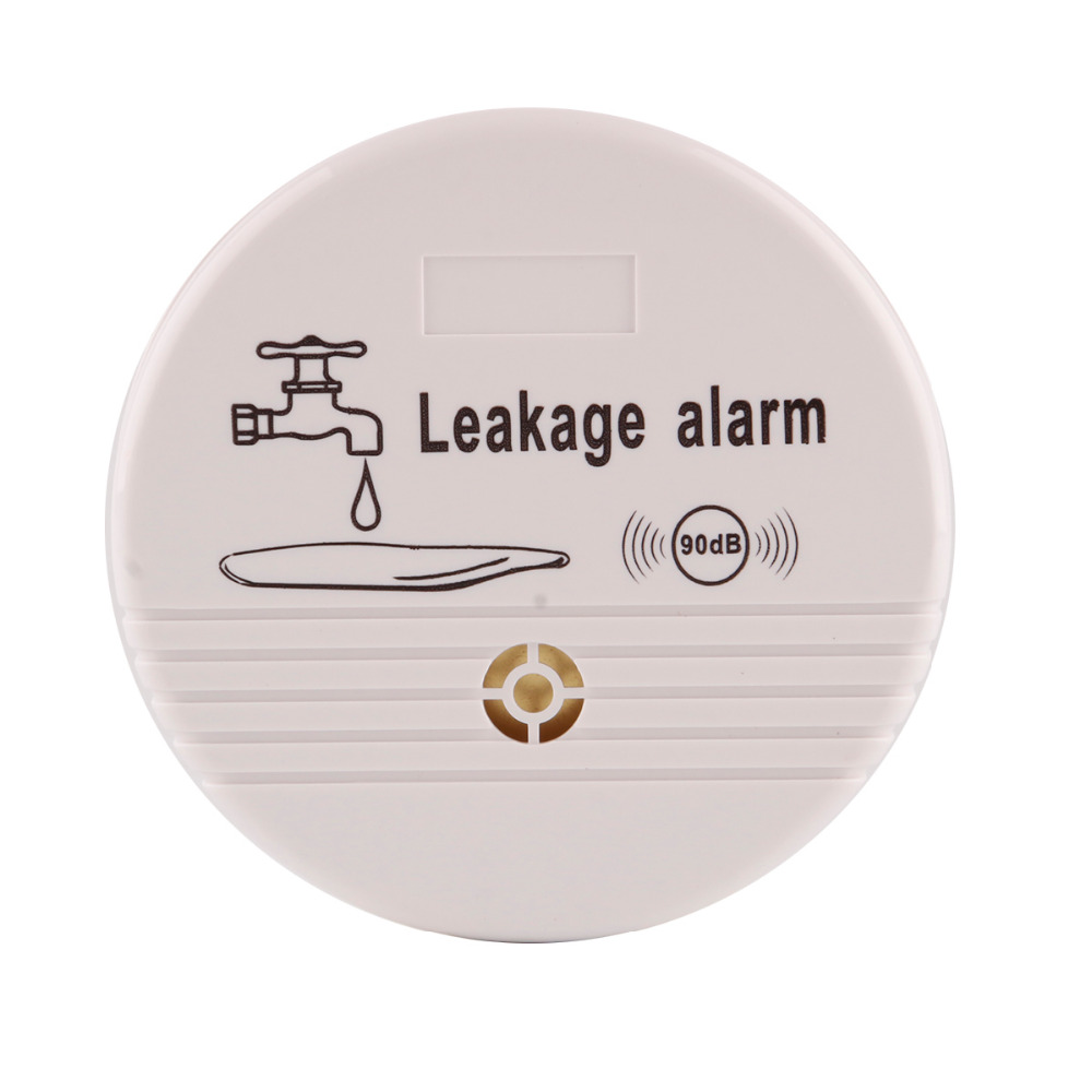 FORECUM Wireless Water Sensor Alarm Water Detector Sensor Leakage Alarm 90dB Work Alone Water Leak Detector Home Security Alarm fuers 433mhz wireless water intrusion detector water leak sensor work with gsm pstn sms home security water leak detector