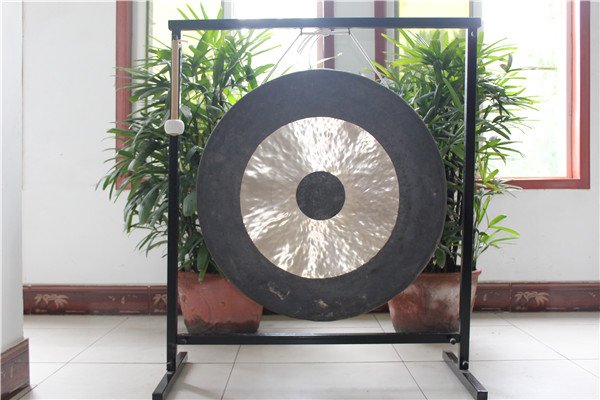 Percussion musical instruments traditional Chinese 22'' Chau gong arborea 22 wind gong with free mallet chinese traditional gong