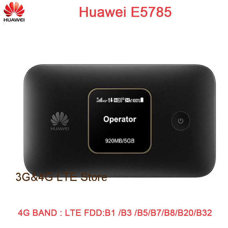 huawei e5785 e5785lh 22c mobiler lte 4g hotspot router in. Black Bedroom Furniture Sets. Home Design Ideas