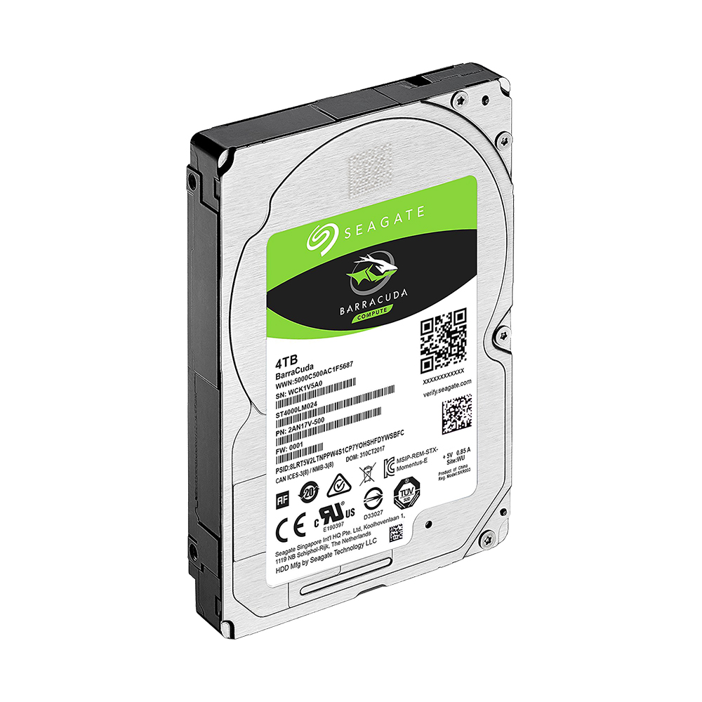 все цены на Seagate 4TB ST4000LM024 Laptop HDD Internal Hard Disk Drive 5400RPM SATA 6Gb/s 128MB Cache 2.5inch Internal HDD For Laptop онлайн