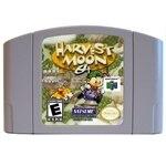 64 бит игры Harvest Moon английский NTSC карточная игра