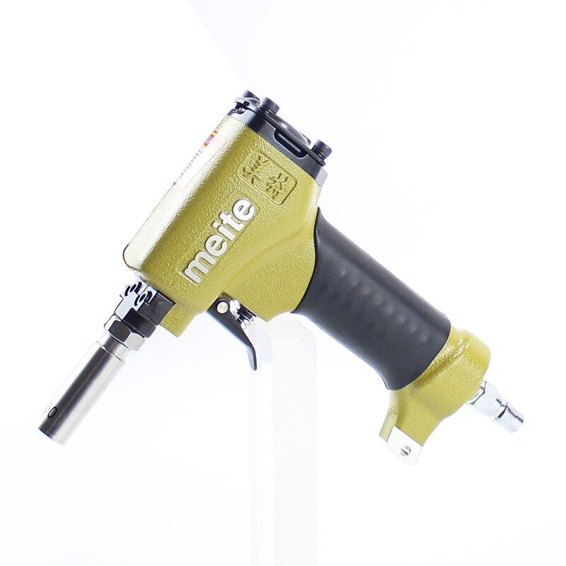 Высокое качество 1400 пневматические шпильки пистолет Air инструменты для сделать диван/мебель