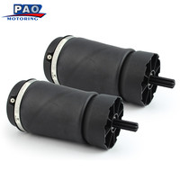 New Pair Air Suspension Bag Spring Rear For Land Rover Range Rover L322 2003 2012 OEM RKB500082 RKB000150 RKB500080