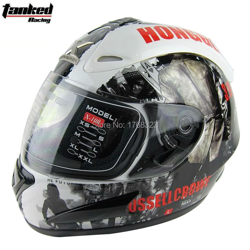 2015Tanked racing full face helmet moto adult mens cascos capacete motorcycle helmet motorbike helmet motocross helmets X100 nenki motorcycle helmets motocross racing helmet motorbike full face helmet capacete de moto for men and women 13 color