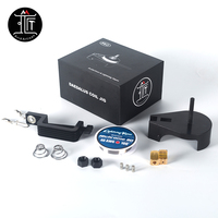 Daedalus Coil DIY Tool Kit With Clapton Smart Coil Jig For Creating Heating Wire E Cigarette
