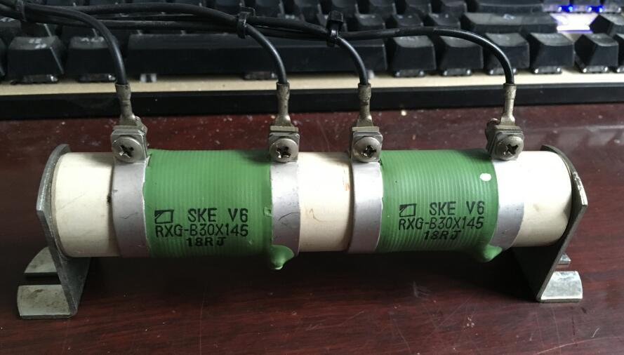 SKE V6 RXG-B30X145 18RJ 45kw inverter start charging resistance buffer resistance lcs rxg t коричневый