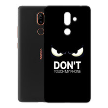 Luxury High Quality Printed Customize Anti-Finger TPU Case for Nokia X7 7 Plus 3 5 6 8 X6 5.1 3.1 2.1 Durable Soft Cover Funda(China)