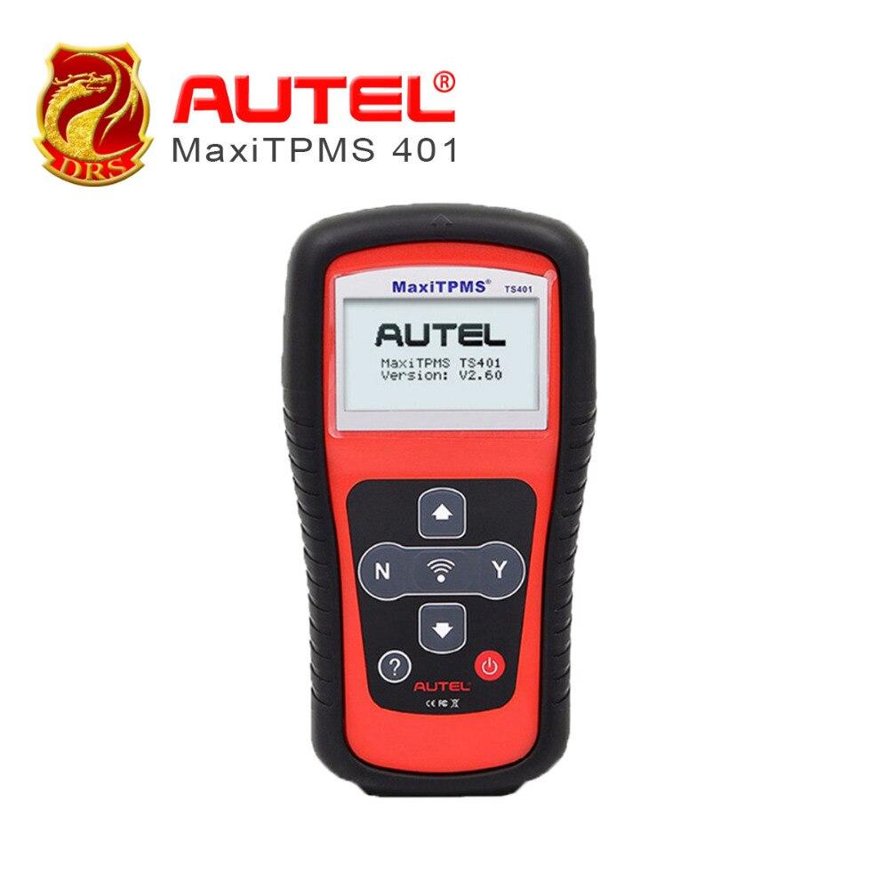 Autel TS401 TPMS Sensor Read Tire Pressure Diagnostic Activate Decode Tool Car Tools MaxiTPMS TS401 Sensor Diagnostics Tools
