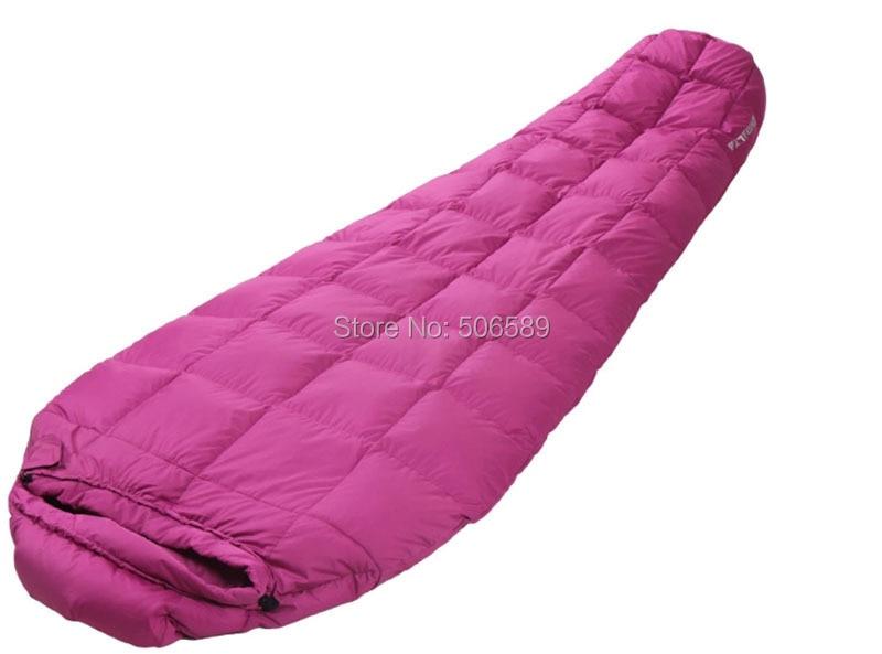 Бесплатная доставка туристический отдых спальный мешок Мумия Тип спальный мешок 220x85x50 2 кг