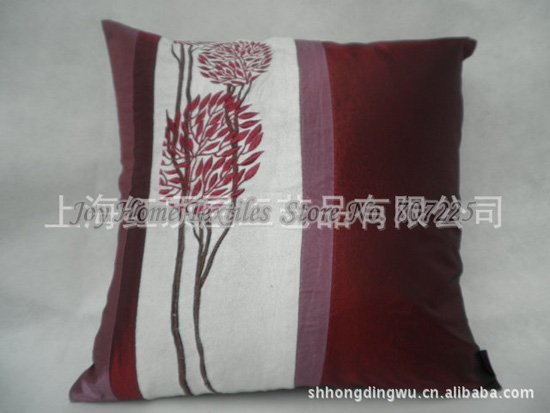 High Quality Velvet Cushion Cover, Super Beautiful Embroidery Cushion Cover, Chair Cushion Cover, Free Shipping Wholesale+Retail