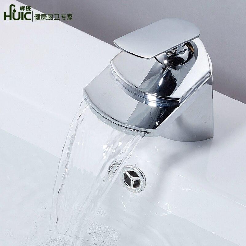 i porcelain special taps full copper cold big mouth bathroom cabinet ...