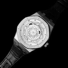 DIDUN Watch Men Luxury Brand watch Men steel Quartz Watches Men Dress Business Watch Luminous Wristwatch 30m Waterresistant цена