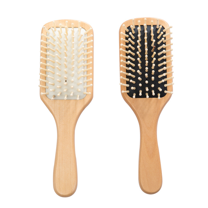 Wooden Comb for Hair, Health Hair Care Styling, Hairbrush, Natural Massage, Hair Loss products