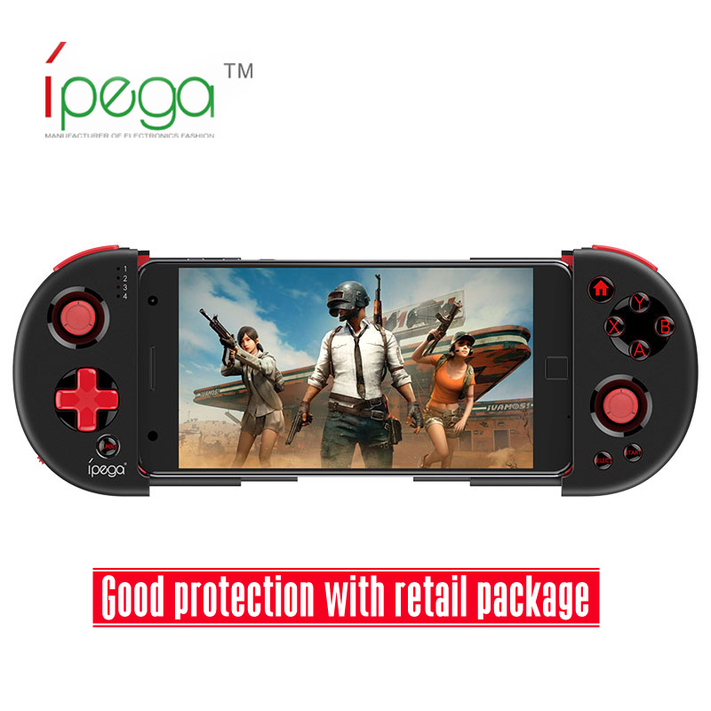 iPEGA PG-9087 Bluetooth Gamepad for Android / IOS Smart Phone PG 9087 Extendable Game Controller for Tablet PC Android Tv Box