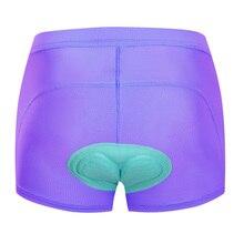 Женское нижнее белье для велоспорта с 3D подкладкой, дышащая сетка, MTB, велосипедное нижнее белье для велоспорта, шорты для велоспорта, женские шорты для велоспорта