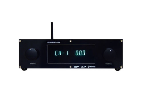 Bluetooth CS3310 Remote Preamplifier /Stereo Preamp with VFD Display 4 Way InputBluetooth CS3310 Remote Preamplifier /Stereo Preamp with VFD Display 4 Way Input
