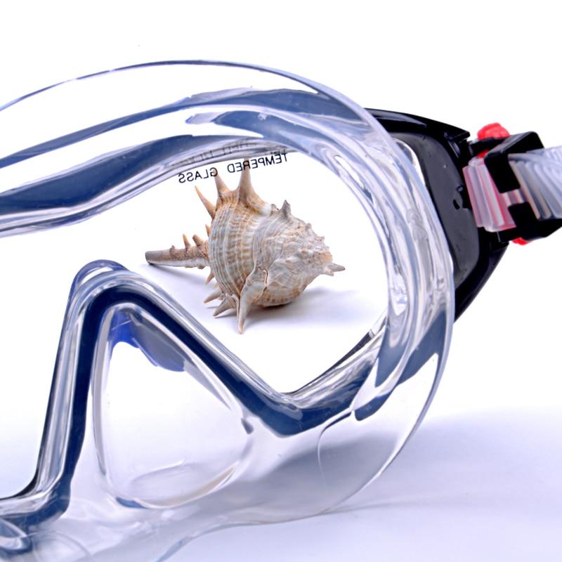 მყვინთავთა ნიღაბი Snorkel Set - წყლის სპორტი - ფოტო 4