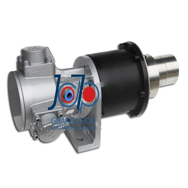 Pompe de circulation magnétique de pompe à engrenages d'acier inoxydable de 1/2hp 370 w 0.5Mpa avec le moteur pneumatique