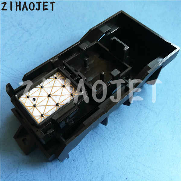 Untuk Epson DX5 kepala cap perakitan/Eco solvent plotter Mimaki JV33 JV5 Mutoh RJ900 VJ1604 capping station kit bersih