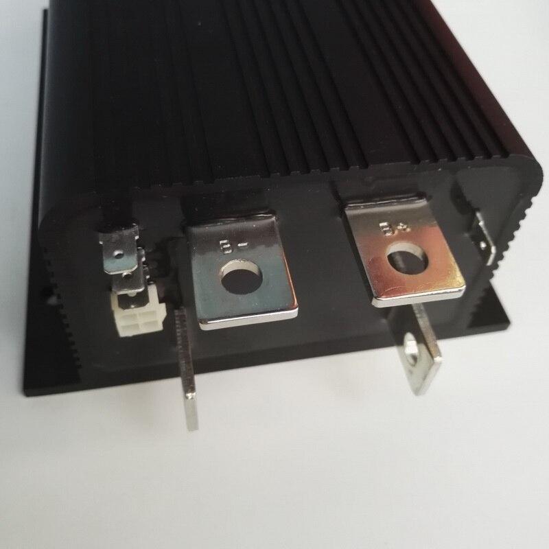 Controlador de Motor de la serie DC 1205 M 4501 24 V 36 V 500A para el tipo